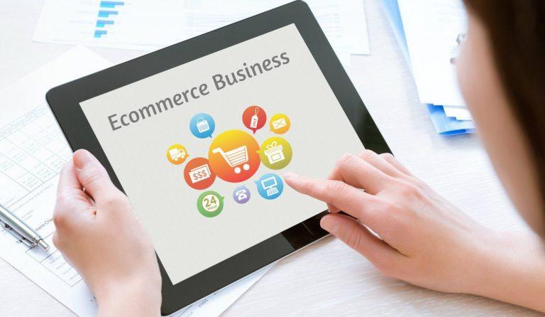 bisnis e-commerce
